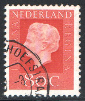 Netherlands Scott 468 Used