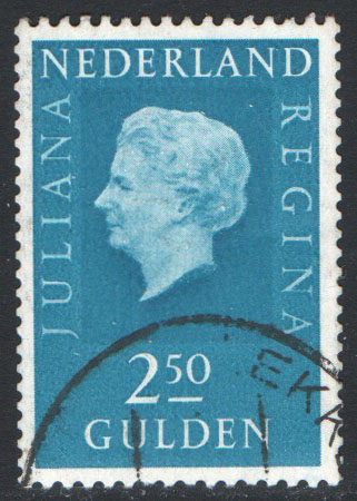Netherlands Scott 472 Used