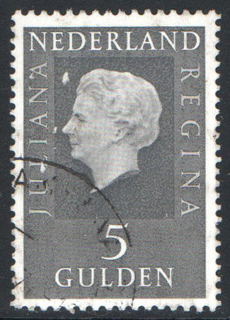Netherlands Scott 473 Used