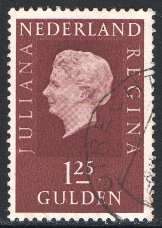 Netherlands Scott 470 Used
