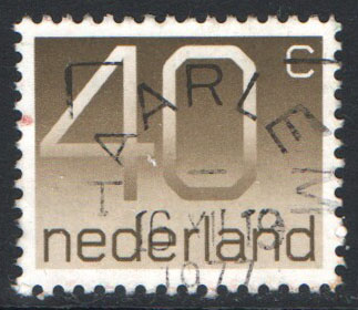 Netherlands Scott 539 Used