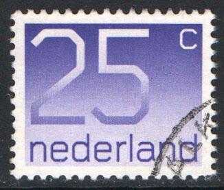 Netherlands Scott 538 Used