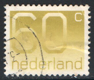 Netherlands Scott 544 Used