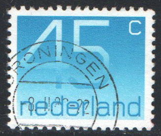 Netherlands Scott 540 Used