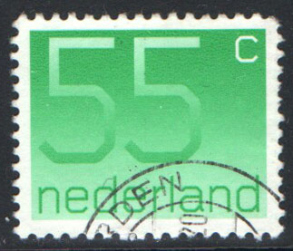 Netherlands Scott 543 Used