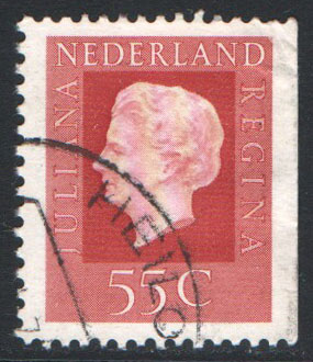 Netherlands Scott 542as Used