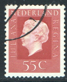 Netherlands Scott 542 Used