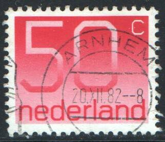 Netherlands Scott 541 Used
