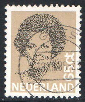 Netherlands Scott 620 Used