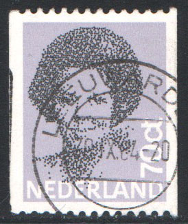 Netherlands Scott 632 Used