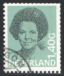 Netherlands Scott 625 Used