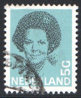 Netherlands Scott 629 Used