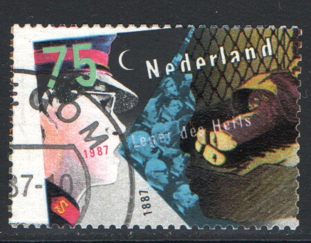 Netherlands Scott 712 Used