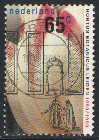 Netherlands Scott 752 Used