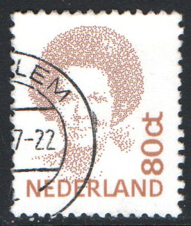 Netherlands Scott 774A Used