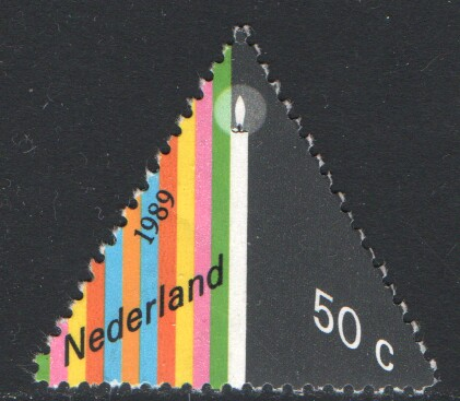 Netherlands Scott 751 Used