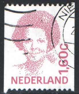 Netherlands Scott 790 Used