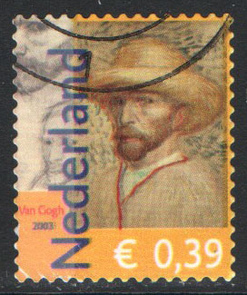 Netherlands Scott 1139 Used