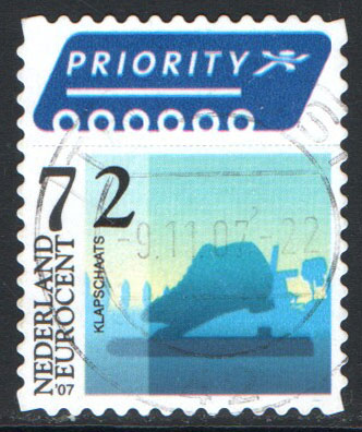 Netherlands Scott 1266 Used