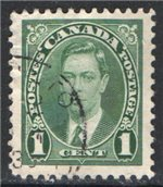 Canada Scott 231 Used VF