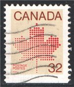 Canada Scott 924bs Used