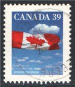 Canada Scott 1166as Used
