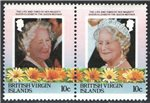 Virgin Islands Scott 509-10 MNH