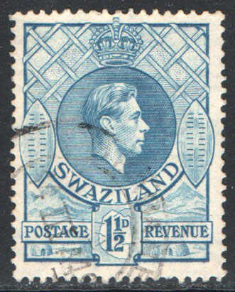 Swaziland Scott 29 Used