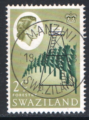 Swaziland Scott 94 Used