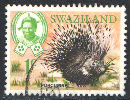 Swaziland Scott 161 Used