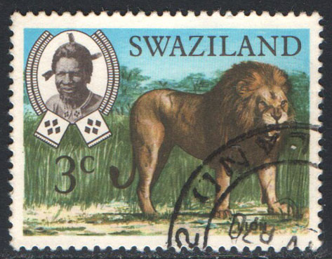 Swaziland Scott 163 Used