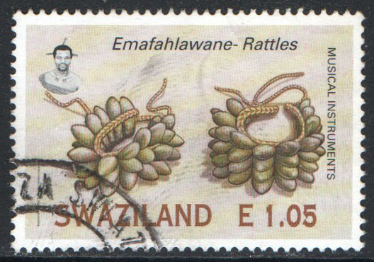 Swaziland Scott 716 Used