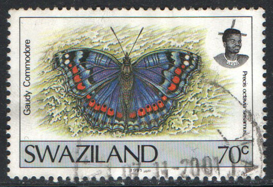 Swaziland Scott 610 Used