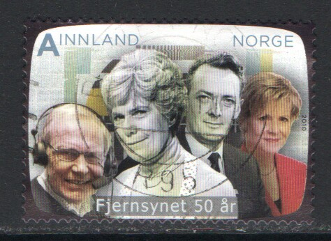 Norway Scott 1623 Used