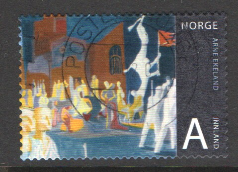Norway Scott 1559 Used