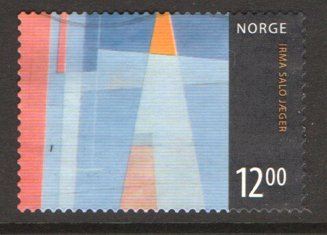 Norway Scott 1569 Used