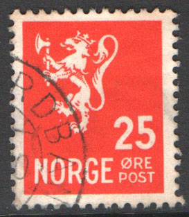 Norway Scott 197A Used