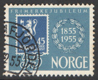 Norway Scott 339 Used