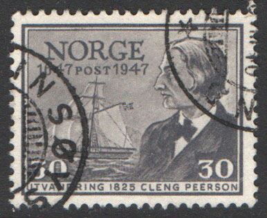 Norway Scott 283 Used
