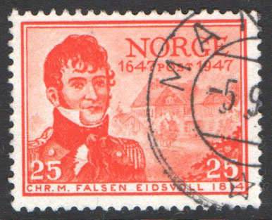 Norway Scott 282 Used