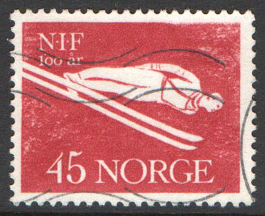 Norway Scott 391 Used
