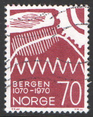 Norway Scott 558 Used