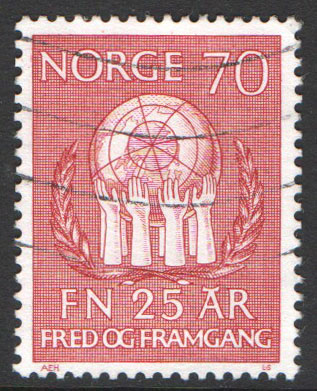 Norway Scott 560 Used