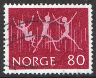 Norway Scott 592 Used
