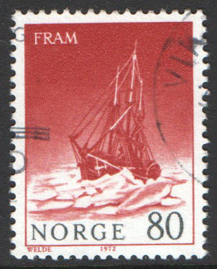 Norway Scott 597 Used