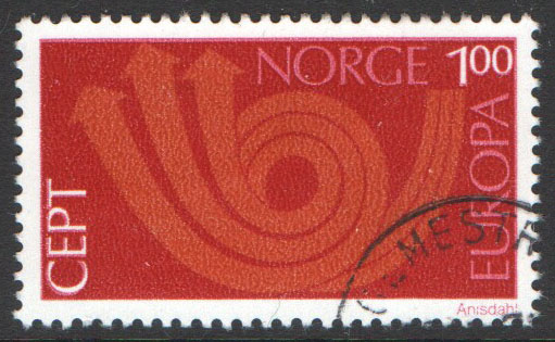 Norway Scott 604 Used