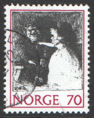 Norway Scott 581 Used