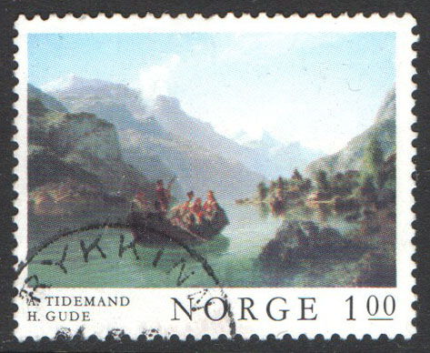 Norway Scott 633 Used