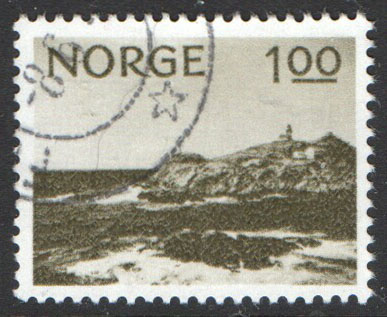 Norway Scott 631 Used