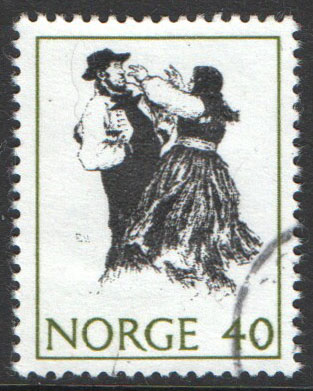 Norway Scott 579 Used